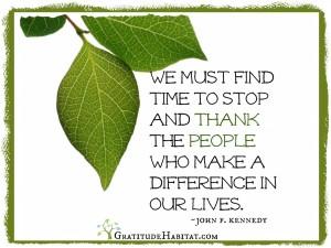 Inspiring Quotes on Gratitude – Gratitude Habitat