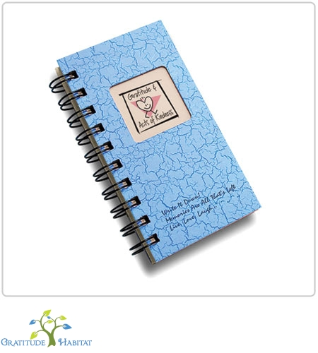 Mini Gratitude Journal $5.95
